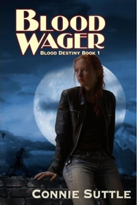 Blood Wager cover