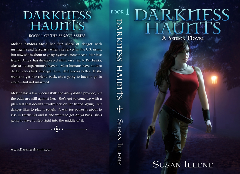Darkness Haunts full cover