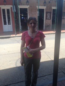Susan on Bourbon Street 2