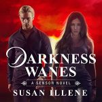 Darkness Wanes audio cover