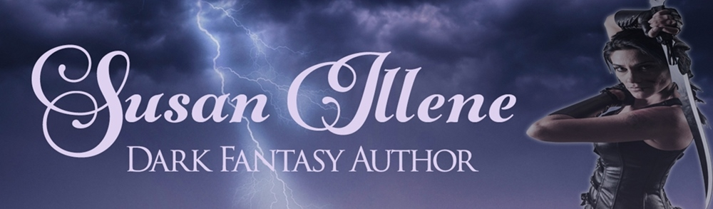 Susan Illene, Dark Fantasy Author